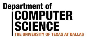 Department of Computer Science, UT Dallas